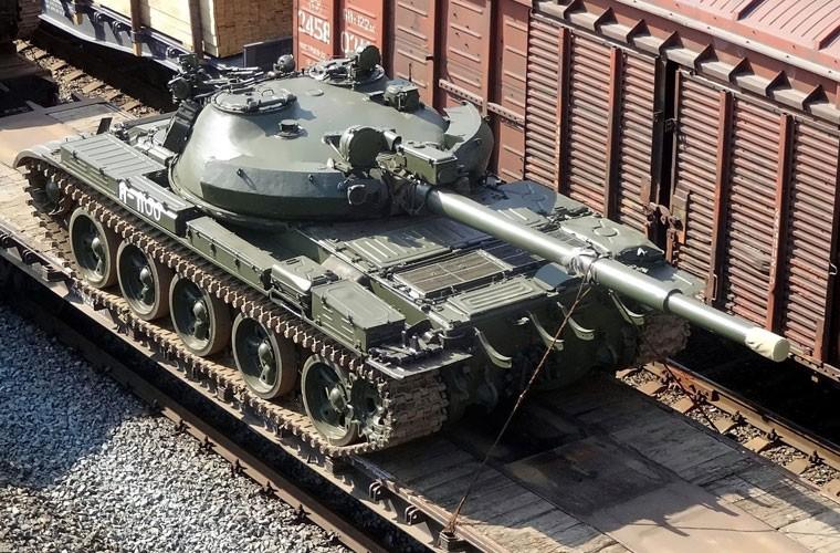 "Nga tang ""hang dong"" T-62M cho Syria, phien quan IS tan doi-Hinh-5"