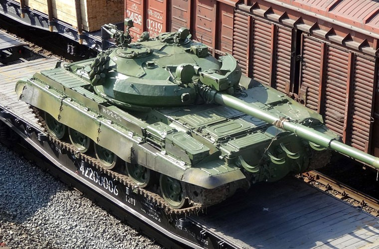 "Nga tang ""hang dong"" T-62M cho Syria, phien quan IS tan doi-Hinh-6"