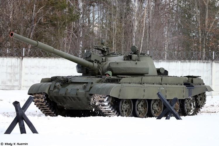 "Nga tang ""hang dong"" T-62M cho Syria, phien quan IS tan doi-Hinh-8"
