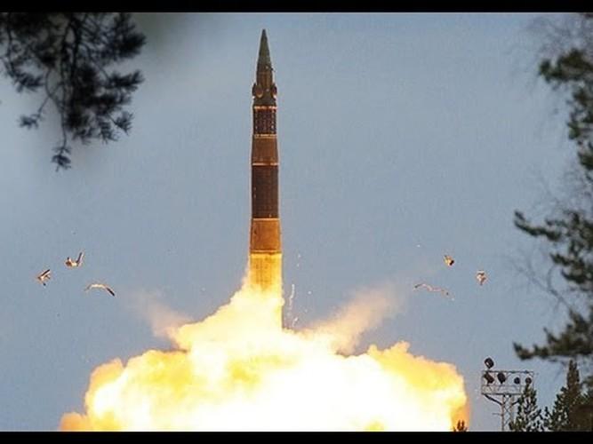 Tuong tan lai lich ten lua ICBM Nga moi ban vao Kazakhstan