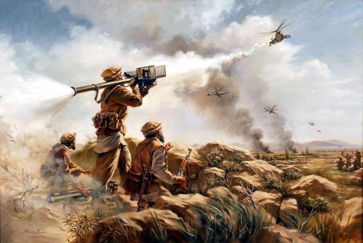 Ten lua Stringer: Don dau cua My danh cho Lien Xo o Afghanistan