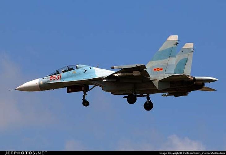 """Diem mat """"ca ho"""" dong chien dau co huyen thoai Sukhoi Su-27-Hinh-3"""