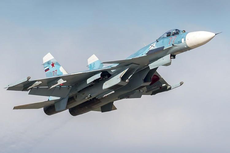 """Diem mat """"ca ho"""" dong chien dau co huyen thoai Sukhoi Su-27-Hinh-4"""