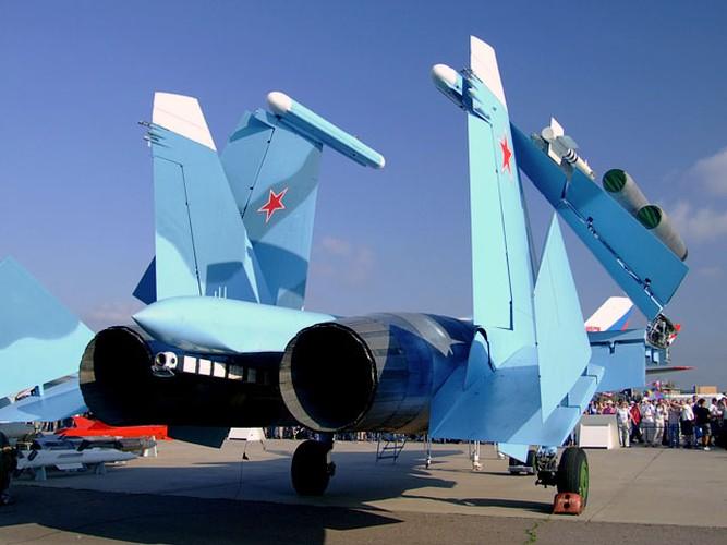 """Diem mat """"ca ho"""" dong chien dau co huyen thoai Sukhoi Su-27-Hinh-5"""
