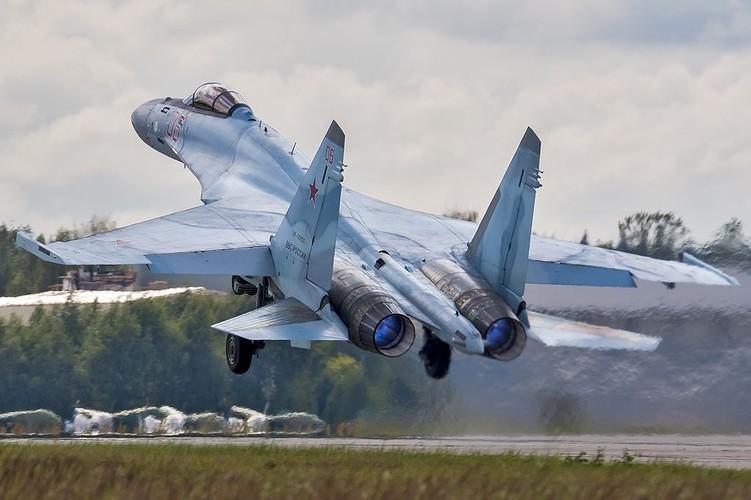 """Diem mat """"ca ho"""" dong chien dau co huyen thoai Sukhoi Su-27-Hinh-9"""