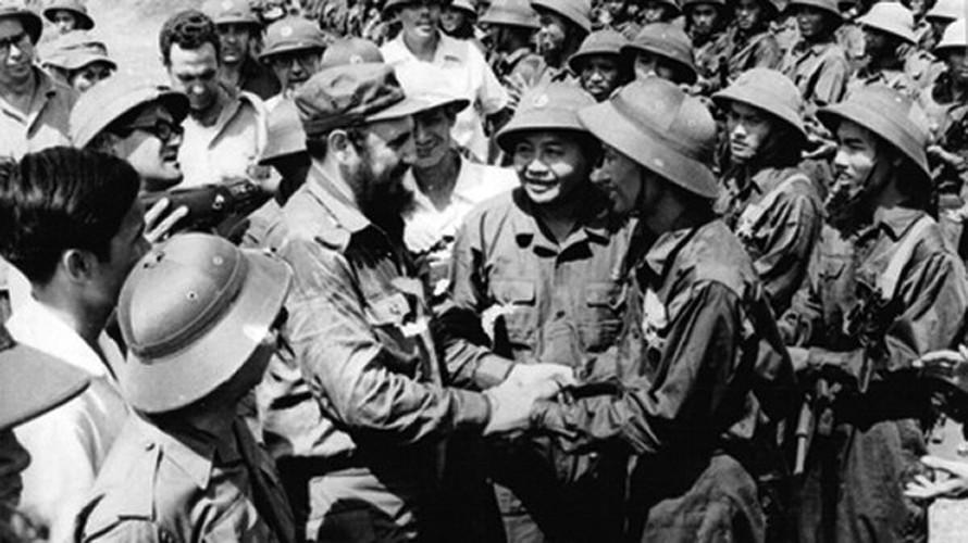Bat ngo: Trieu Tien tung sat canh cung Viet Nam chong My-Hinh-10