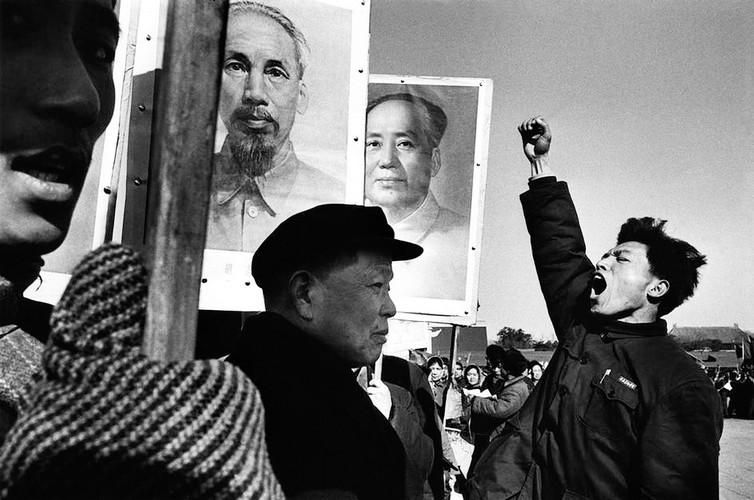 Bat ngo: Trieu Tien tung sat canh cung Viet Nam chong My