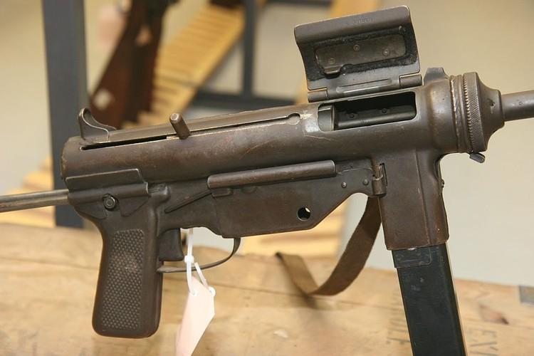 Truoc M16, Biet kich My dung sung gi o Viet Nam-Hinh-10