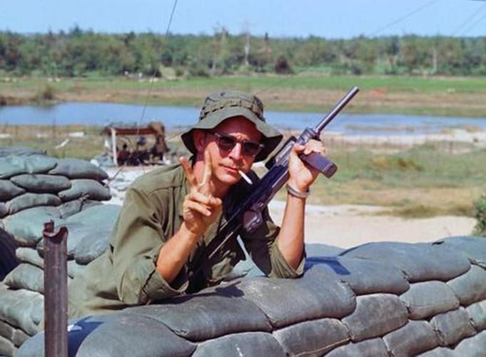 Truoc M16, Biet kich My dung sung gi o Viet Nam-Hinh-5