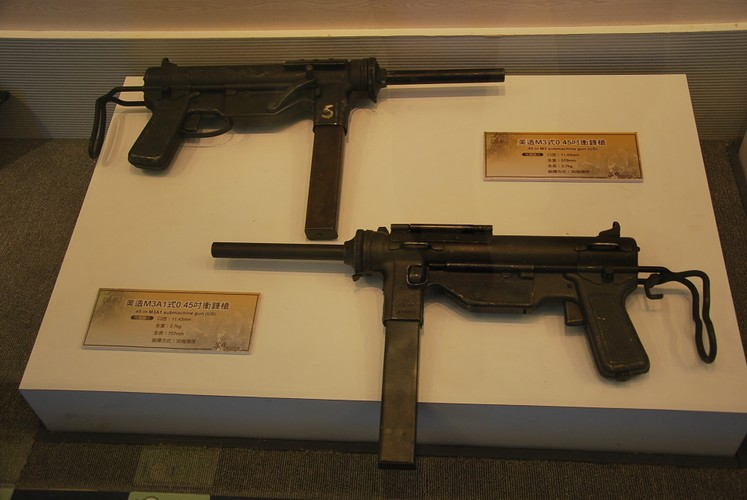 Truoc M16, Biet kich My dung sung gi o Viet Nam-Hinh-8