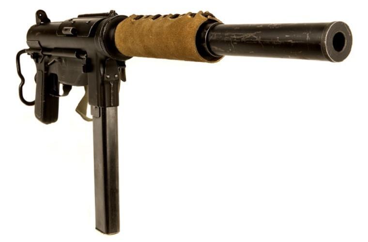 Truoc M16, Biet kich My dung sung gi o Viet Nam-Hinh-11