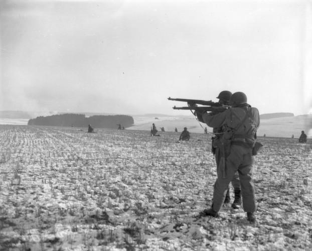 Trận Bulge: Vinh quang cuối cùng của người Đức