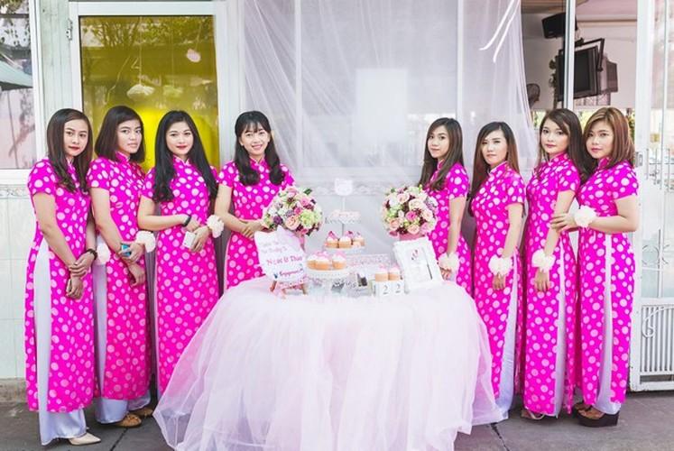 Le an hoi phong cach Hello Kitty tai Binh Duong gay sot-Hinh-2