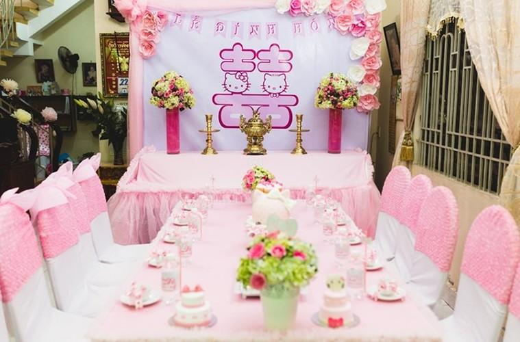 Le an hoi phong cach Hello Kitty tai Binh Duong gay sot-Hinh-5