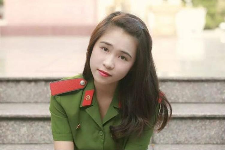 Ve dep cua hot girl Hoc vien Canh sat nhan dan-Hinh-7