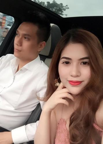 Vo dien vien Viet Anh hanh phuc khoe bung bau lum lum-Hinh-10