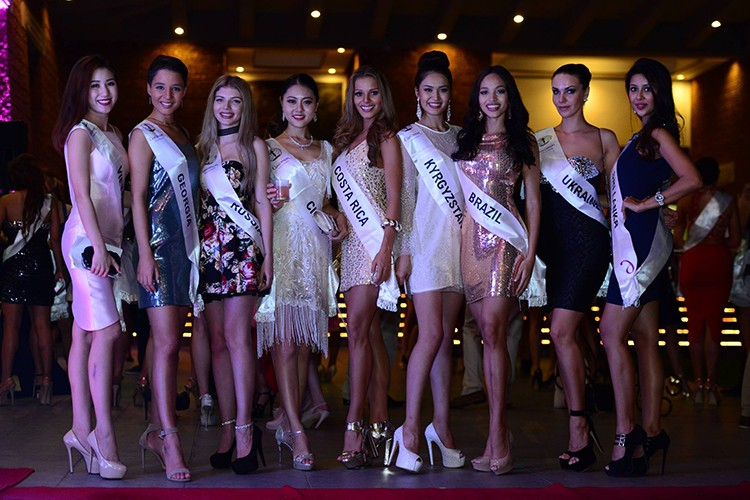 A hau Bao Nhu rang ro tai Miss Intercontinental 2016-Hinh-2