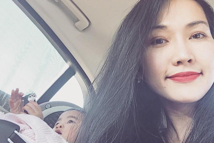 Dien vien Kim Hien phu nhan mang bau lan 3-Hinh-3