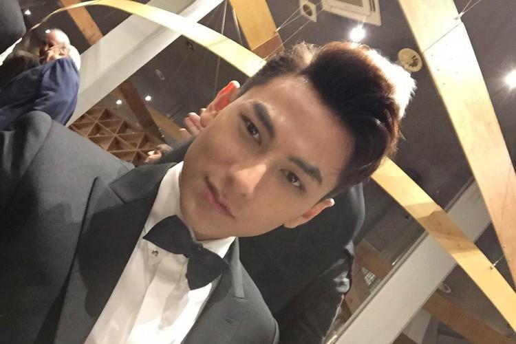 Isaac duoc vinh danh tai LHP Quoc te Busan o Han Quoc-Hinh-10