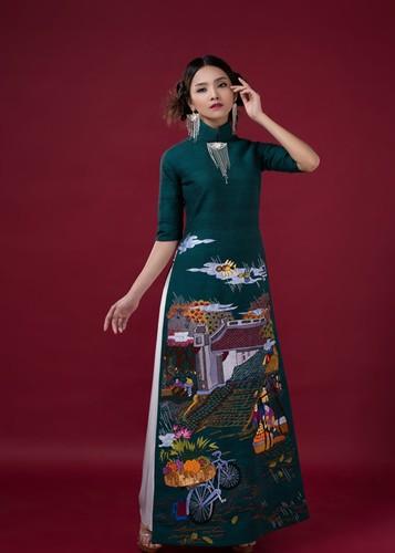 Top 10 HHVN 2016 To Nhu khoe sac trong ta ao dai-Hinh-11
