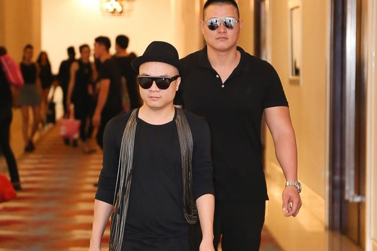 Dan mau tre no nuc di casting show cua Do Manh Cuong