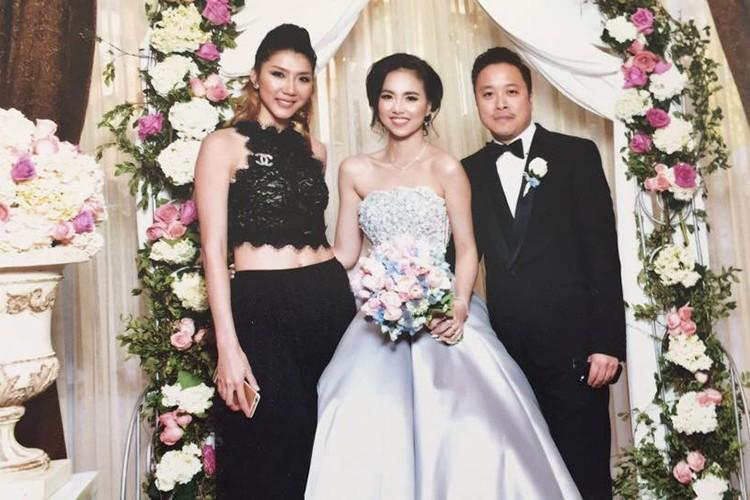 Victor Vu Dinh Ngoc Diep to chuc dam cuoi o My