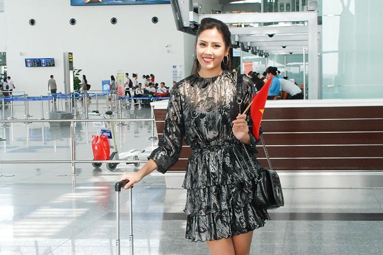 Bo me tien Nguyen Thi Loan sang My thi hoa hau