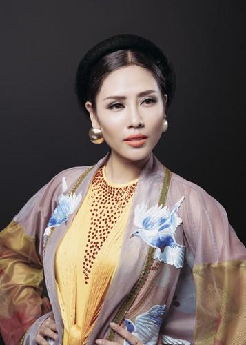Ngam trang phuc dan toc cua Nguyen Loan tai Miss Grand International-Hinh-3