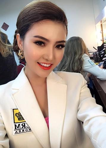 Chan dung my nhan Viet dang quang Nu hoang Sac dep Toan cau-Hinh-4