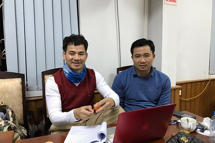 Chi Trung tham gia Tao quan tiet lo hau truong hai huoc-Hinh-12