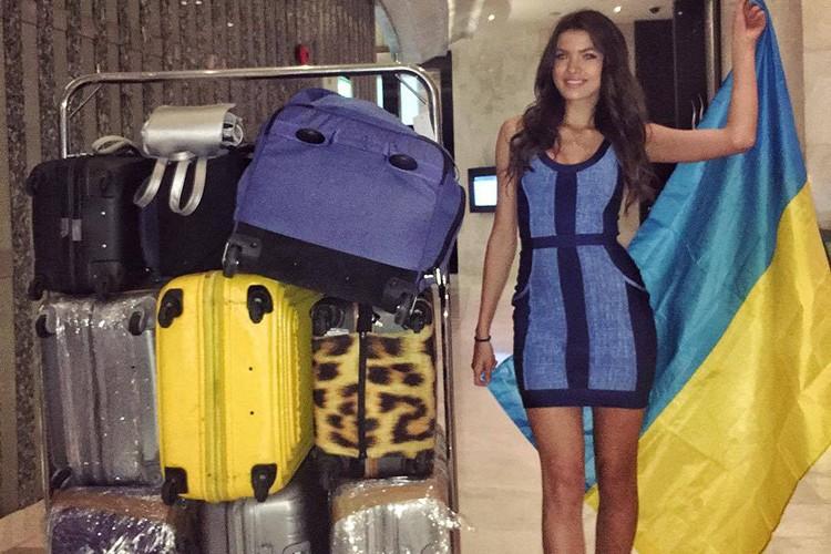 Thi sinh Miss Universe 2016 ram ro len duong di thi-Hinh-5
