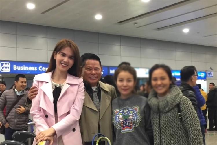 Hoang Kieu cang say dam, Ngoc Trinh cang tho o?-Hinh-3