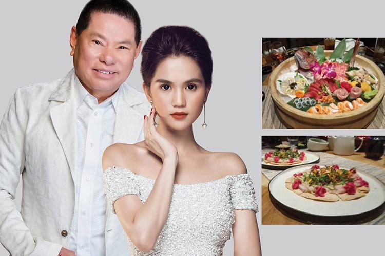 Hoang Kieu cang say dam, Ngoc Trinh cang tho o?-Hinh-4