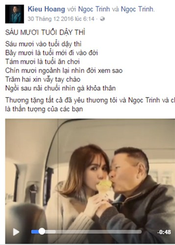 Hoang Kieu cang say dam, Ngoc Trinh cang tho o?-Hinh-6