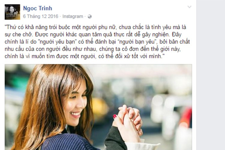 Hoang Kieu cang say dam, Ngoc Trinh cang tho o?-Hinh-9