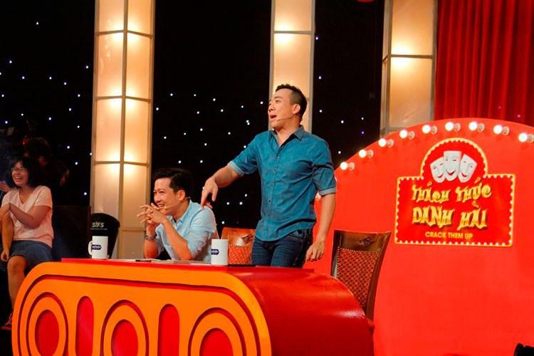 Mot nam chay show chong mat cua Tran Thanh - Truong Giang-Hinh-2