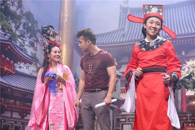 Mot nam chay show chong mat cua Tran Thanh - Truong Giang