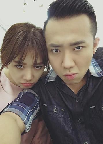 Cuoc song cua Tran Thanh - Hari Won the nao sau dam cuoi?-Hinh-2