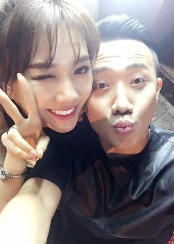 Cuoc song cua Tran Thanh - Hari Won the nao sau dam cuoi?-Hinh-3