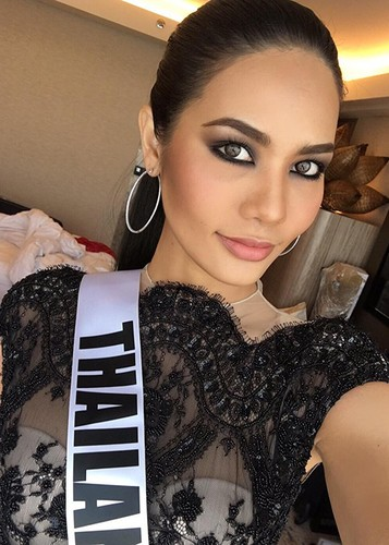 Do sac Le Hang va nguoi dep cung phong tai Miss Universe-Hinh-10