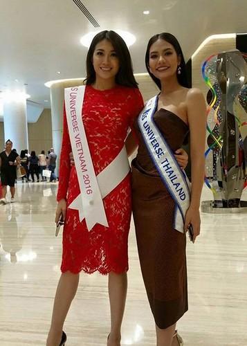 Do sac Le Hang va nguoi dep cung phong tai Miss Universe-Hinh-5