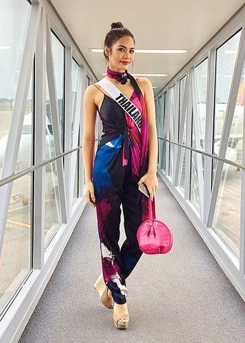 Do sac Le Hang va nguoi dep cung phong tai Miss Universe-Hinh-8