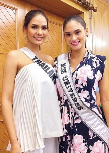 Do sac Le Hang va nguoi dep cung phong tai Miss Universe-Hinh-9