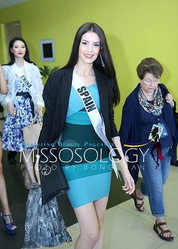 Dung nhan 12 thi sinh dep nhat truoc ban ket Miss Universe-Hinh-10