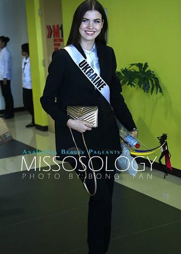 Dung nhan 12 thi sinh dep nhat truoc ban ket Miss Universe-Hinh-12