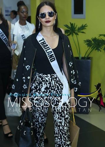 Dung nhan 12 thi sinh dep nhat truoc ban ket Miss Universe-Hinh-3
