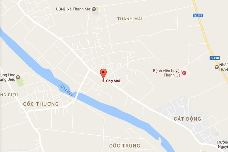 Anh: Phien cho Tet hop tu to mo sang o ngoai thanh Ha Noi-Hinh-15