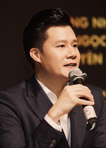 "Quang Dung moi dan sao nu ""khung"" tham gia liveshow"