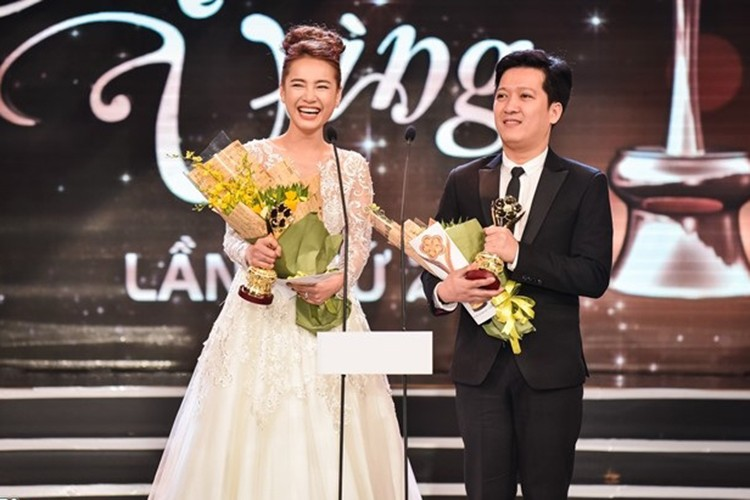 Truong Giang - Nha Phuong ngay cang dinh nhu sam-Hinh-8