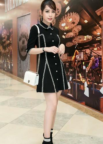 Chi Pu - Gil Le mac ca tinh den mung Luong Manh Hai-Hinh-5